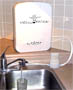 Counter Top Ionized Microcluster Alkaline Water Filtration System